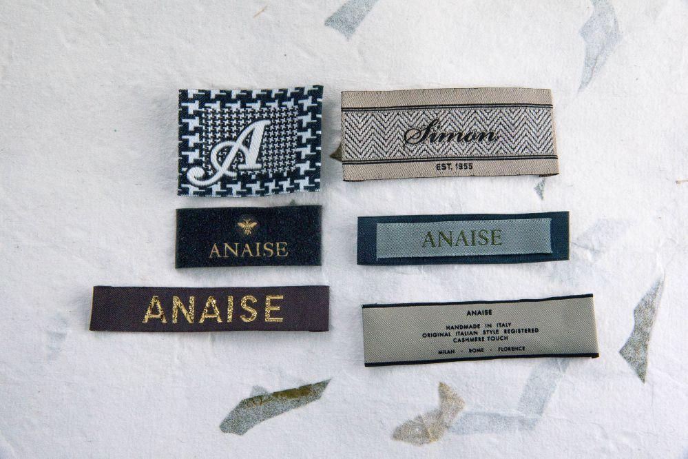 Produzione Etichette tessute per abbigliamento MELLI s.r.l. 799127ff35b