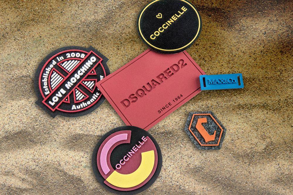 Produzione Etichette in rilievo plastico MELLI s.r.l. f0ba515e5cc